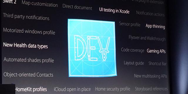 苹果iOS WatchOS tvOS Xcode OS X开发者预览版