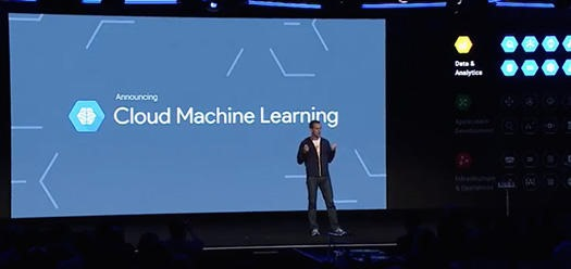 gcpnext2016 cloud machine learning 机器学习云服务2