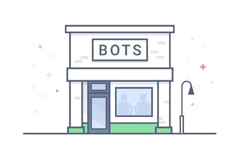 聊天机器人Motion AI