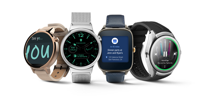 android_wear_watches 智能手表APP