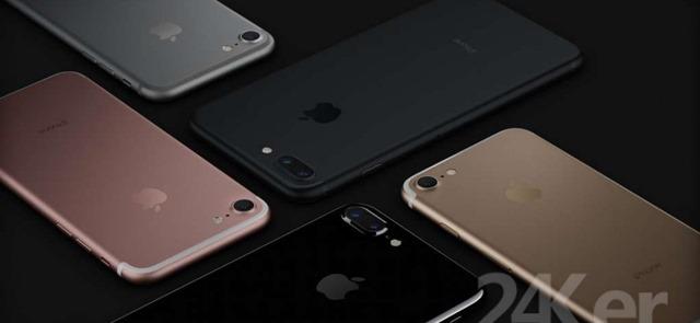 iphone7 5种配色2_