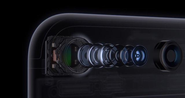 iphone7 双镜头结构