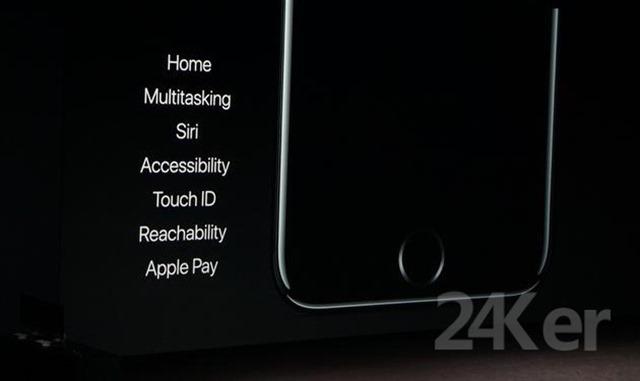 iphone7 取消实体home键
