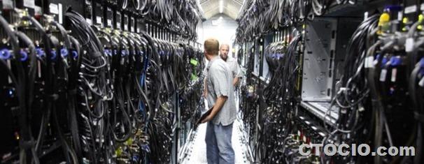 数据中心网络设备维护