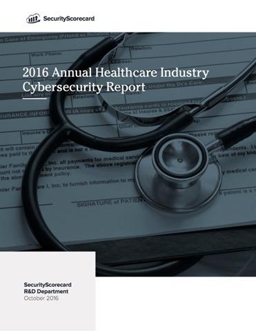 2016医疗行业信息安全报告