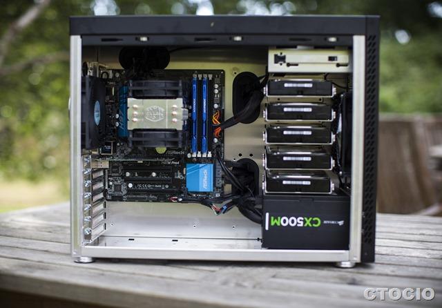 私人云 个人云存储 PC NAS 网盘