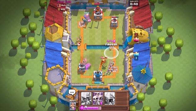 皇室战争clash-royale