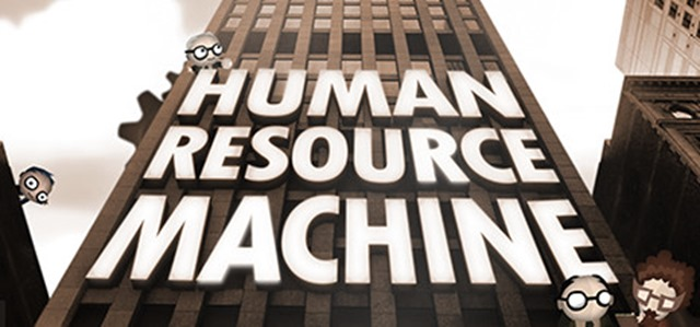 人力资源机器human-resource-machine