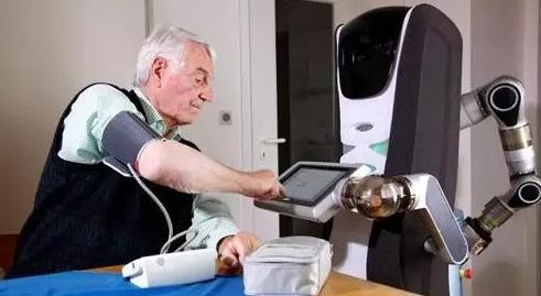 人工智能医疗服务机器人