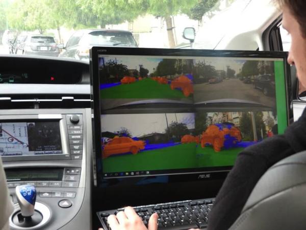 AImotive人工智能全自动驾驶系统