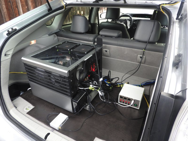 AImotive人工智能机器学习全自动驾驶系统