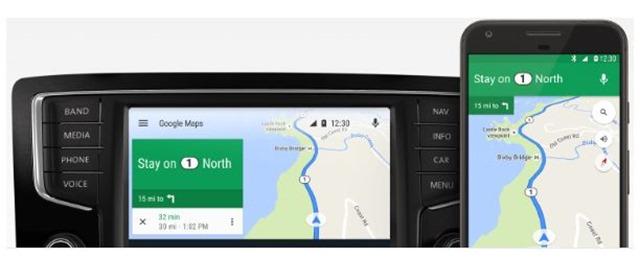 android auto 安卓汽车APP 2