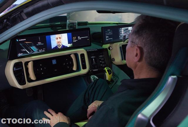 三星收购哈曼卡顿进军物联网汽车市场