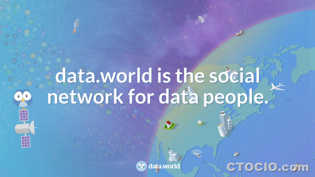 data.world 大数据社交分享平台