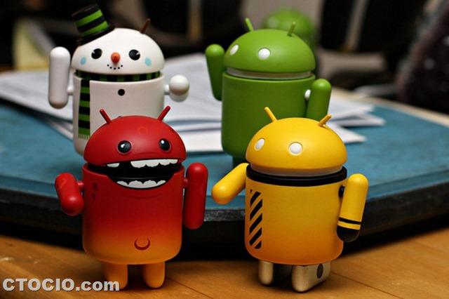 Google谷歌硬件怪兽