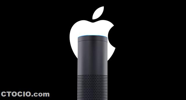 苹果Siri人工智能音箱对抗亚马逊Echo
