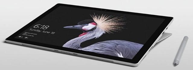新版surface Pro 5 4G版