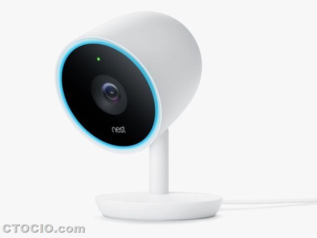 Nest人工智能智能家居监控摄像头Nest_Cam_IQ