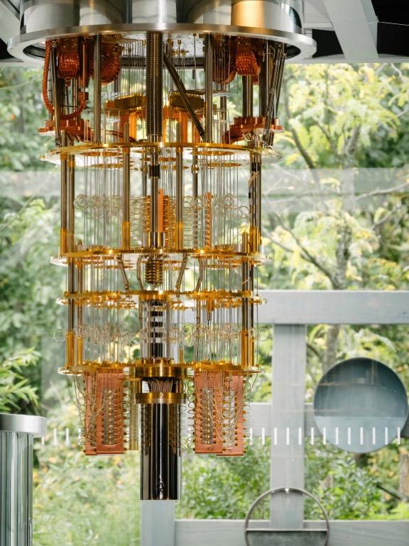 IBM 50量子位量子计算机