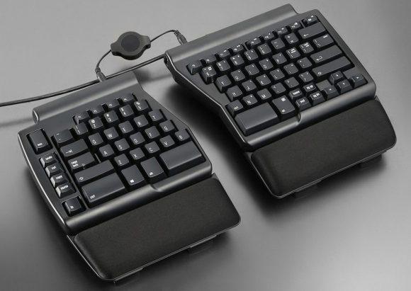 Matias-ergo-pro人体工学机械键盘