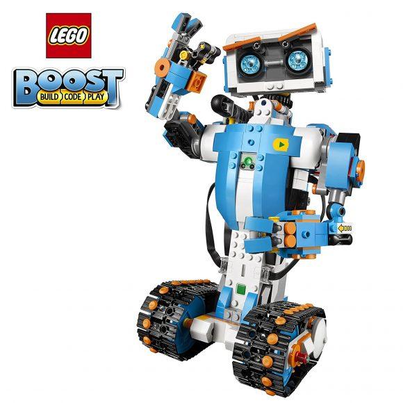 乐高 Lego boost五合一编程机器人