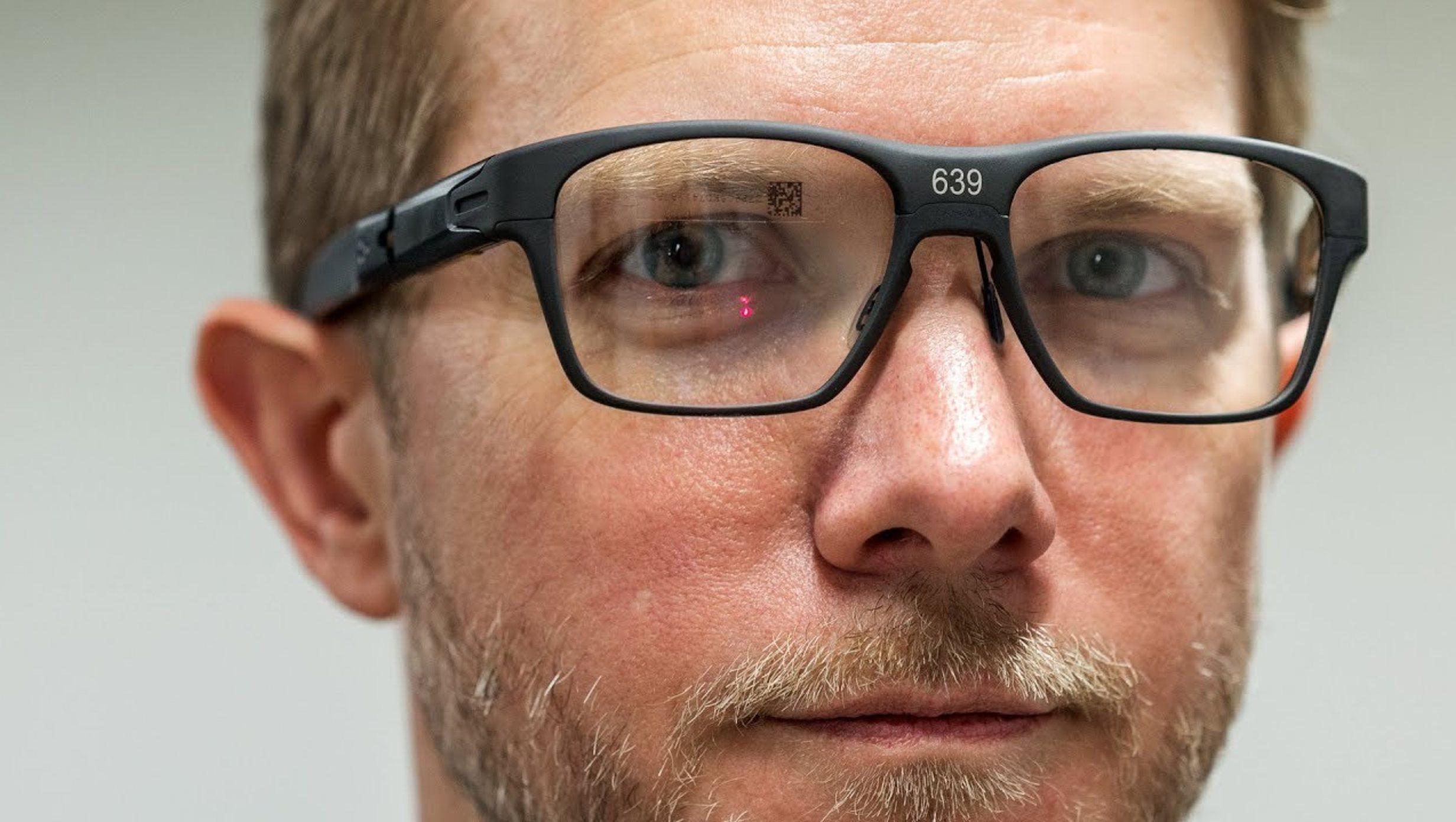 英特尔智能眼镜intel-vaunt