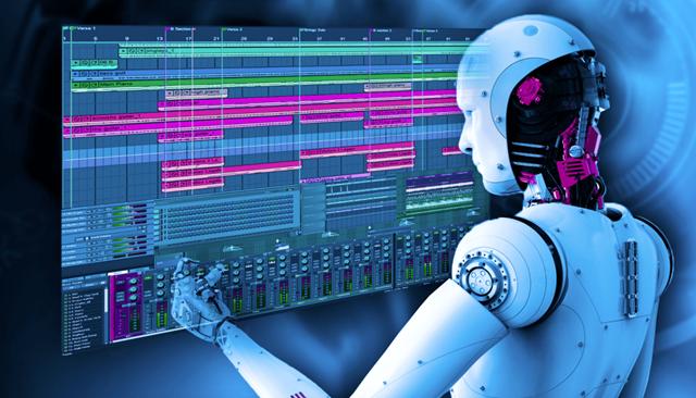 人工智能音乐编曲创作
