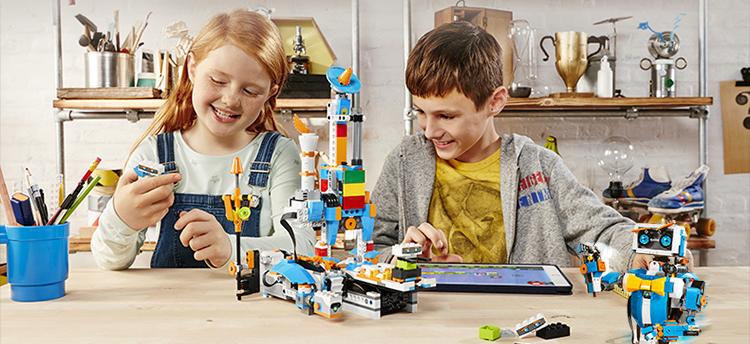 乐高儿童智能玩具编程启迪