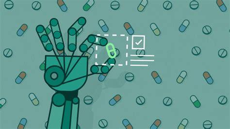 谷歌人工智能AI药物发现技术