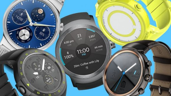 Android wear 智能手表选购推荐