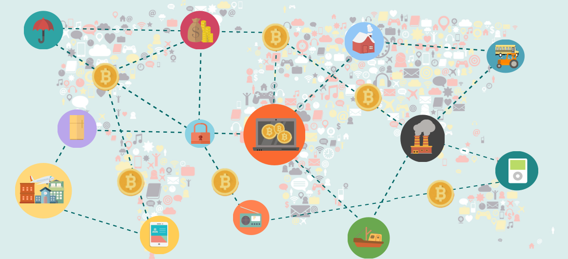 比特币以太坊区块链能否改变世界
