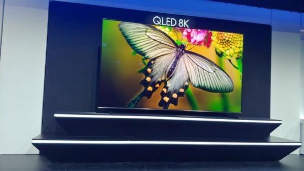 三星Q900 8K电视