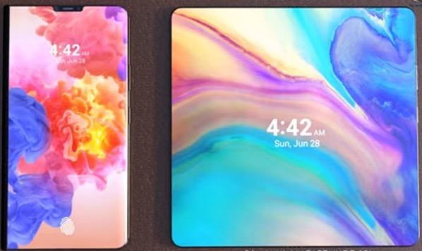 华为折叠屏手机