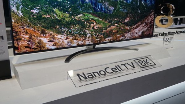 8K电视机