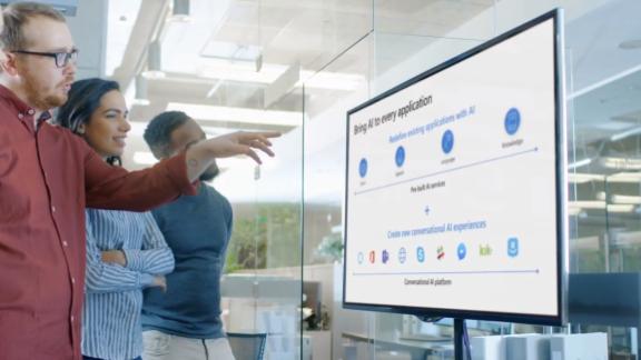 微软人工智能商学院AI在线课程