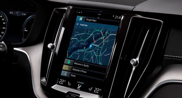 谷歌android automotive