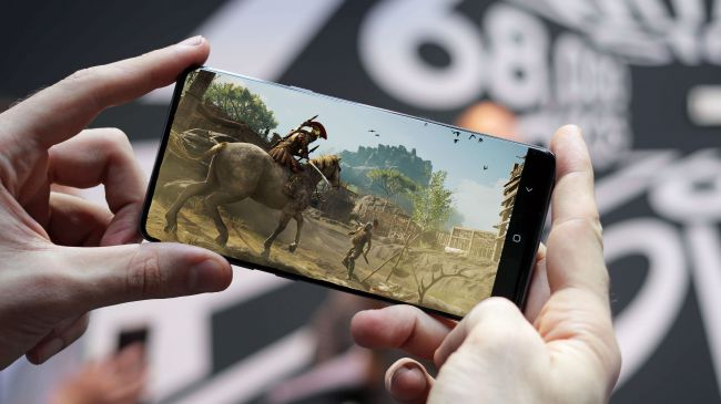 5G视频游戏