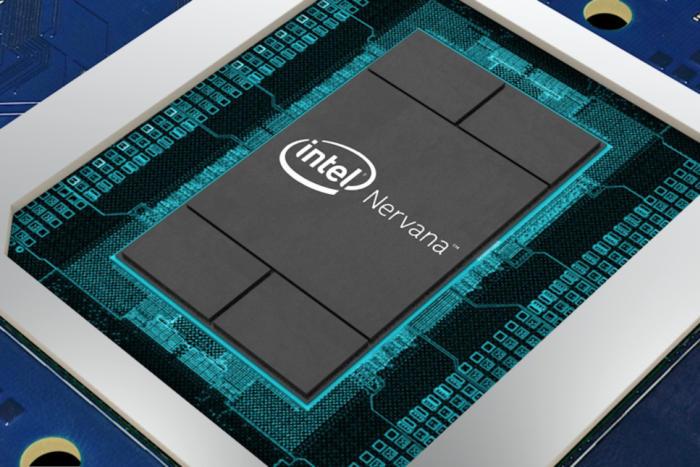 Intel nervana chip 英特尔人工智能芯片