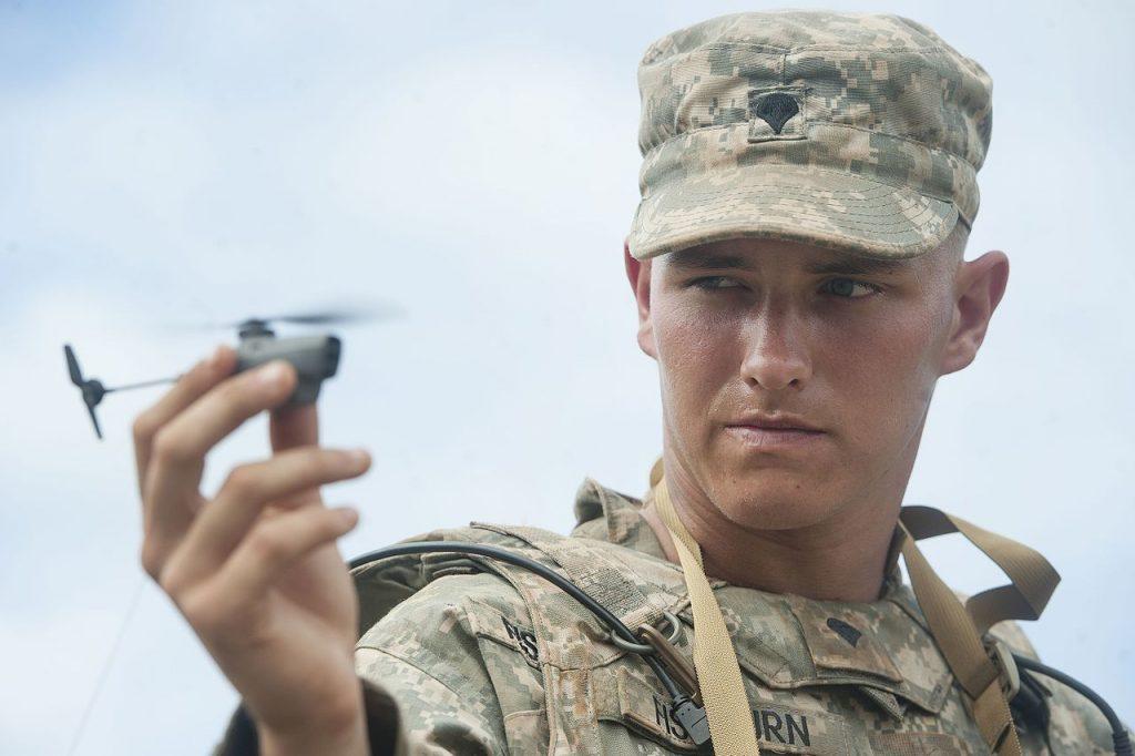 美军人工智能算法武器