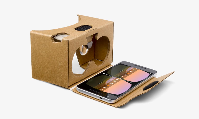 谷歌cardboard虚拟现实项目开源